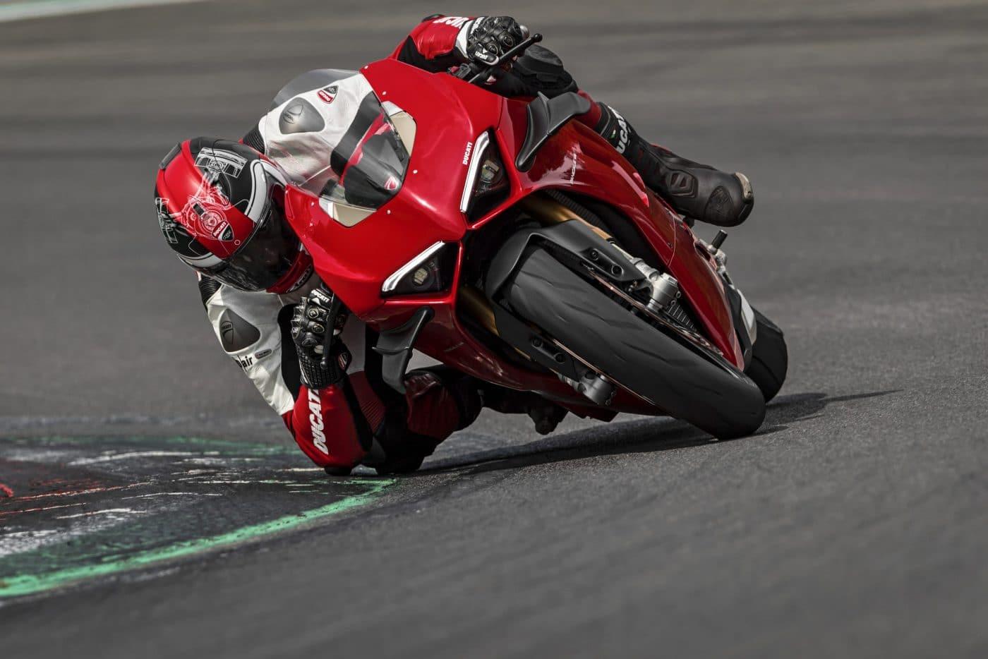 De nieuwe Panigale V4 beschikbaar bij Ducati dealers