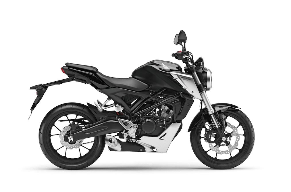 125cc motor Honda