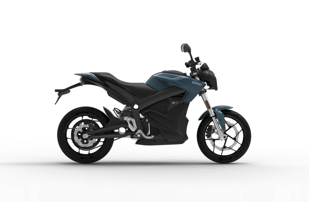 Geen echte 125cc van Zero