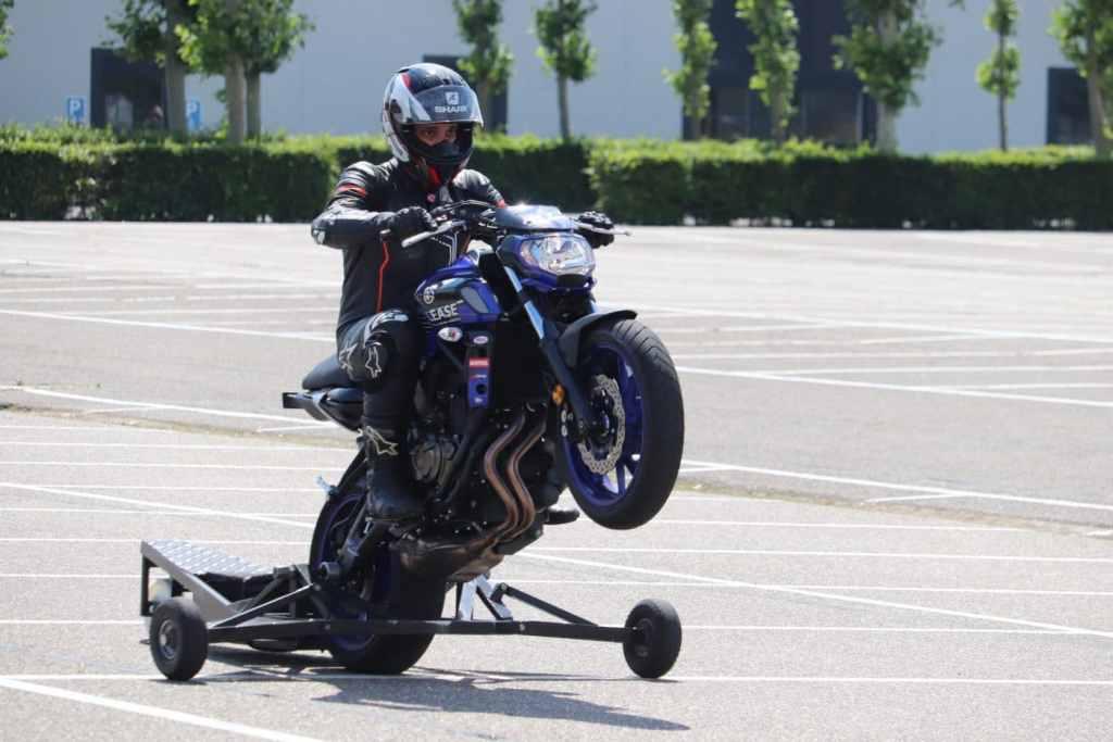 wheelie cursus