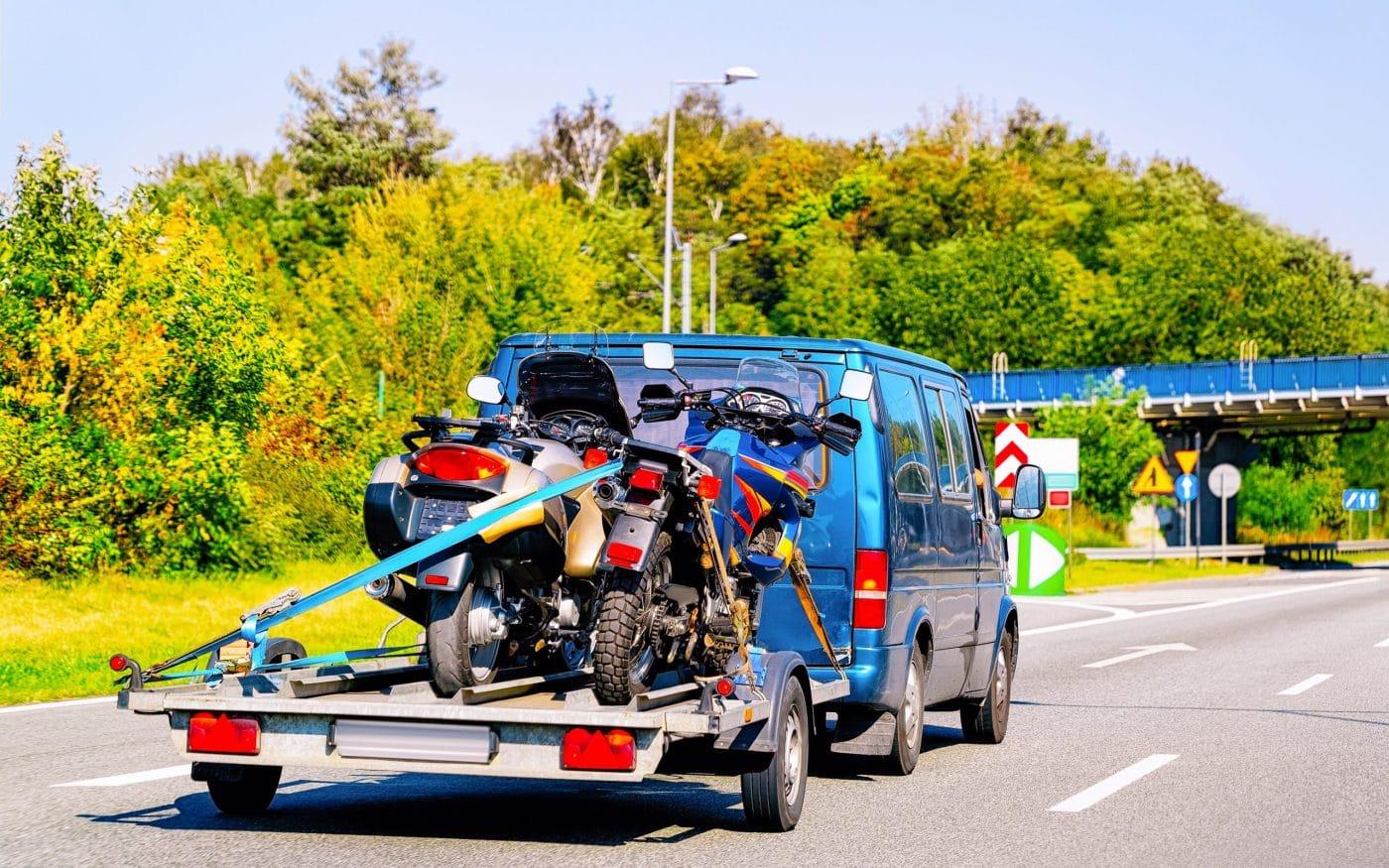 motor importeren vanuit Duitsland