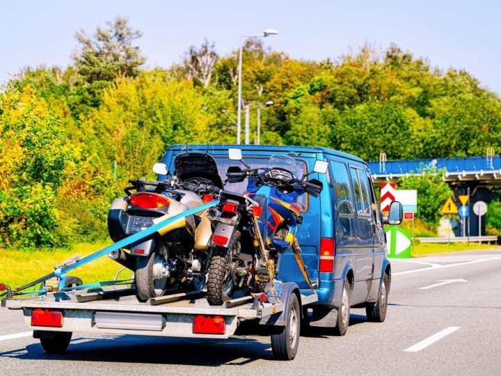 Motor importeren vanuit Duitsland of Belgie