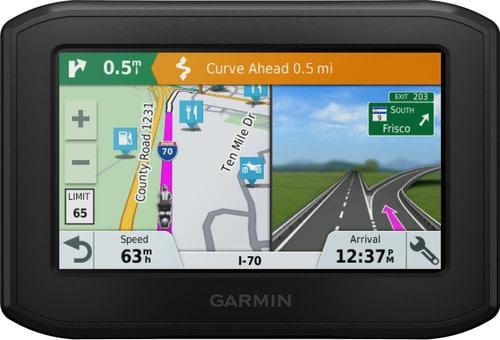 De beste motor navigatie: Garmin Zumo 396