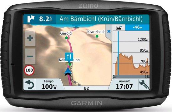 Garmin Zumo 595: de beste motornavigatie