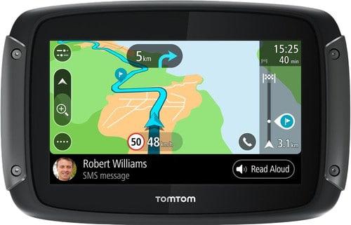 TomTom Rider 50: Beste motornavigatie?