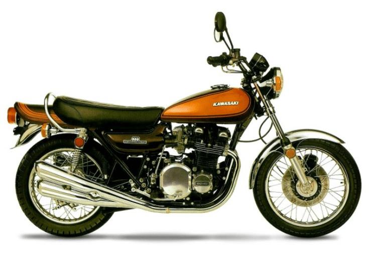 Kawasaki oldtimer Z1 900