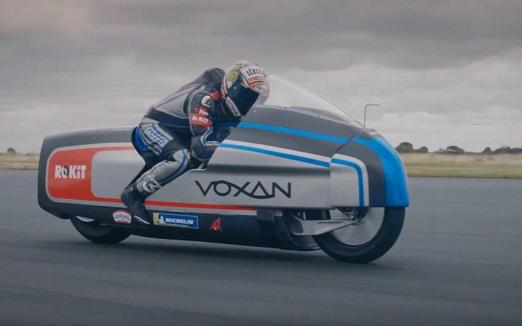 snelste elektrische motorfiets