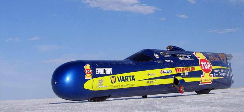 snelste motor ter wereld