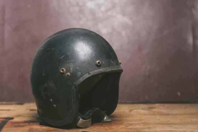 tweedehands helm