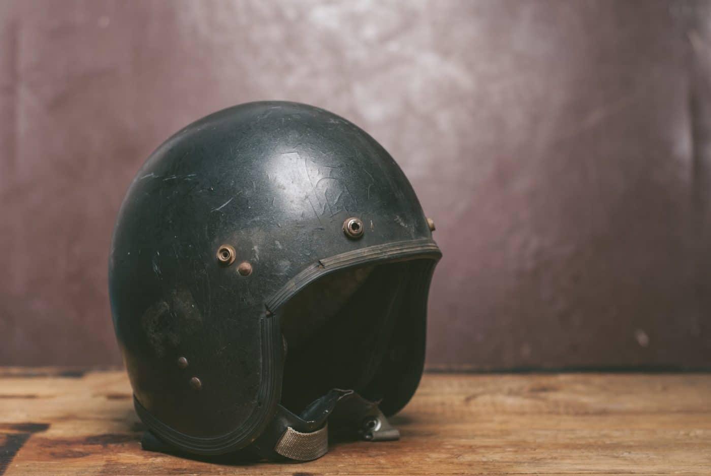Waarom een tweedehands helm kopen een slecht idee is