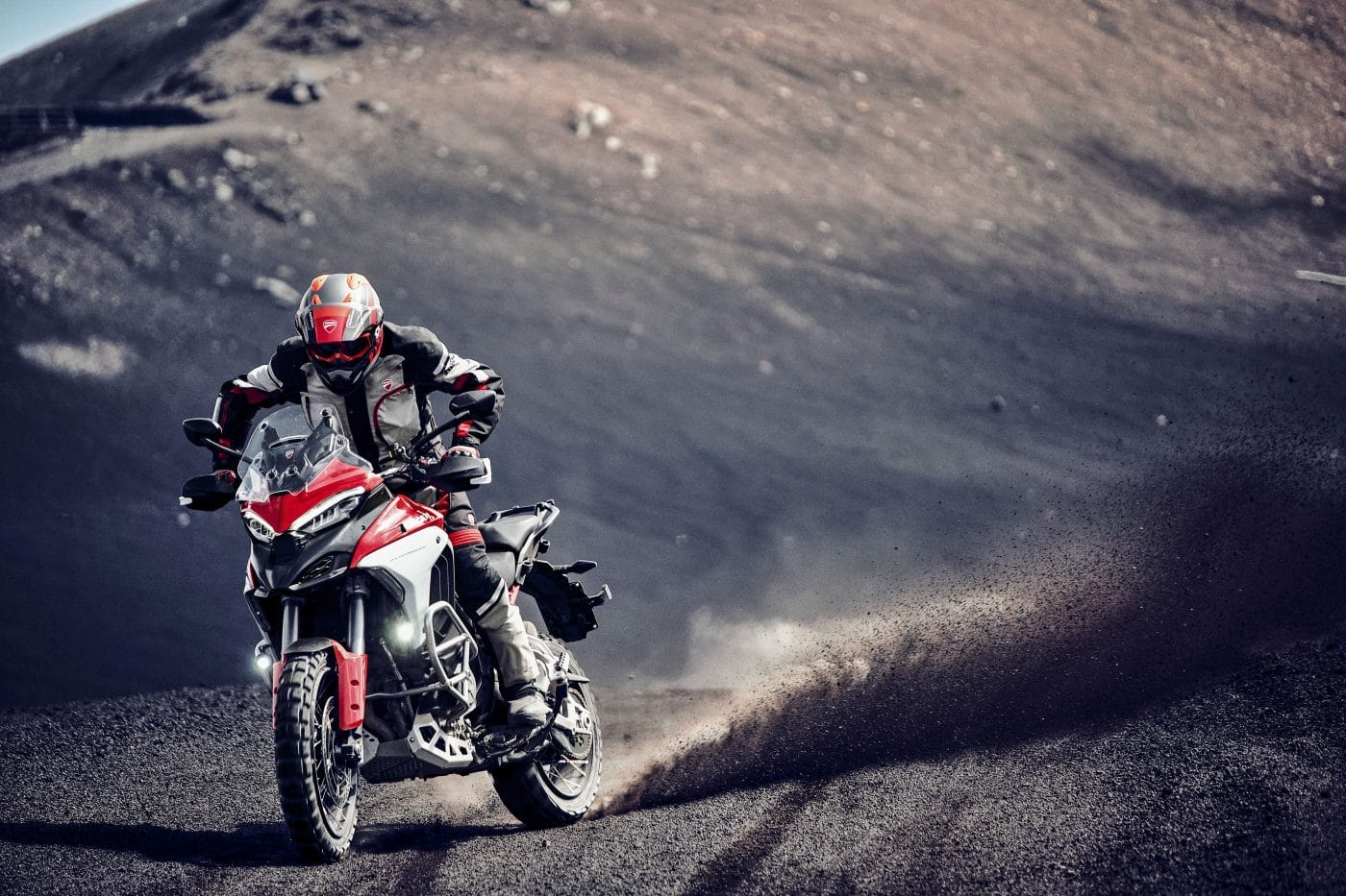 De nieuwe Ducati Multistrada: is dit de GS-killer?