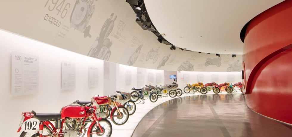 Digitaal Ducati Museum