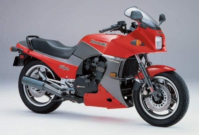 De Top Gun klassieker: De Kawasaki GPZ900R