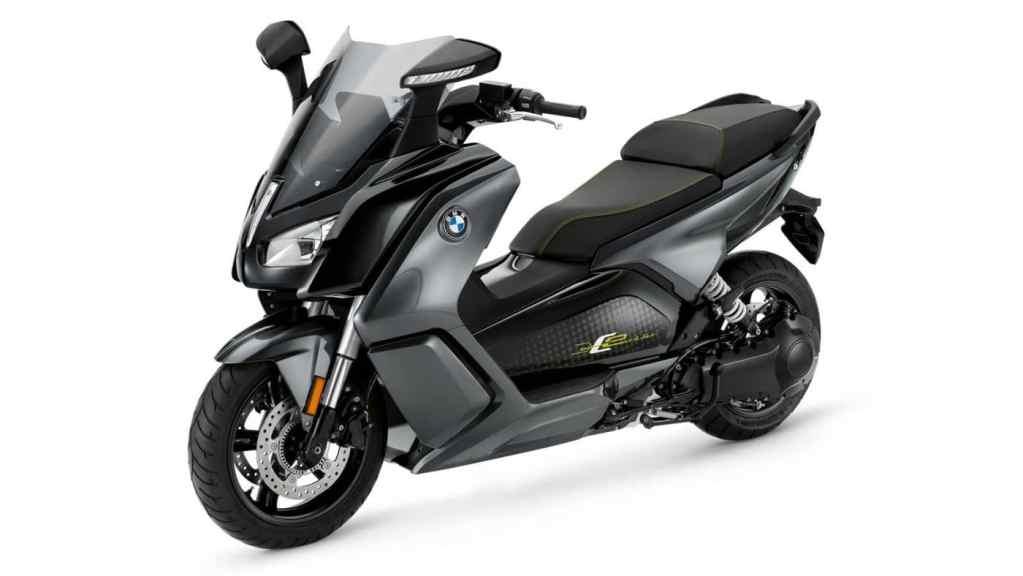 De enige elektrische motor van BMW