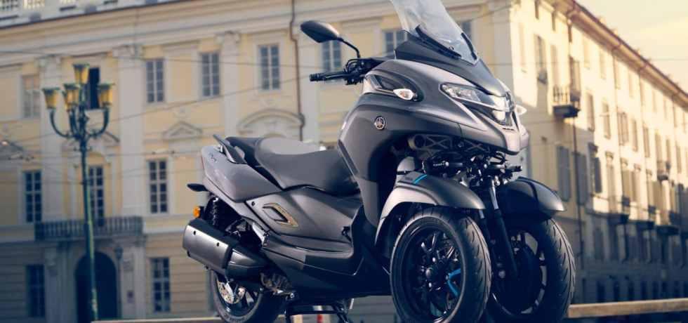 Is een driewieler een motor?