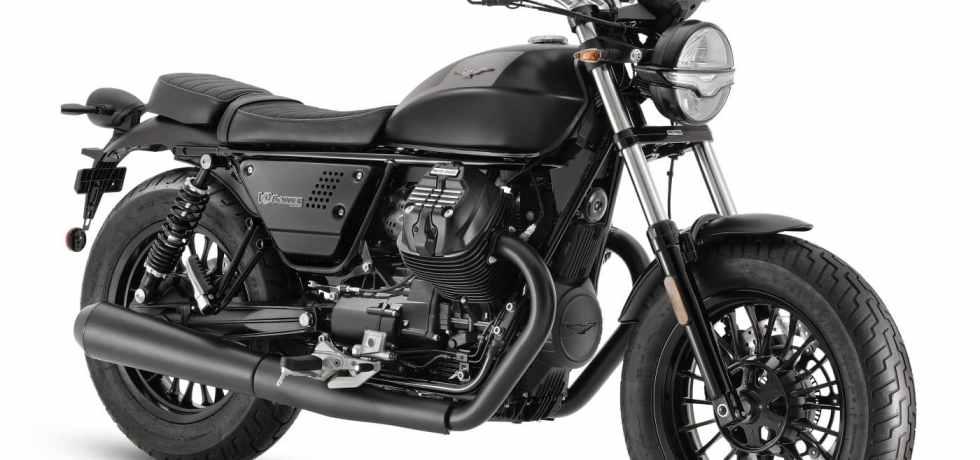 2021 Moto Guzzi V9