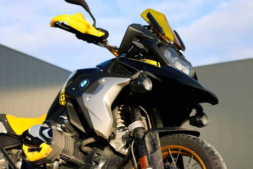TEST 2021 BMW R 1250 GS