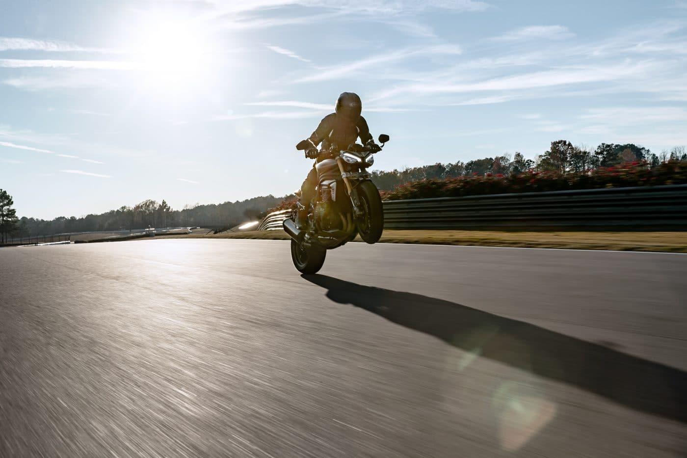 De 2021 Speed Triple 1200 RS: Triumph's nieuwe hooligan