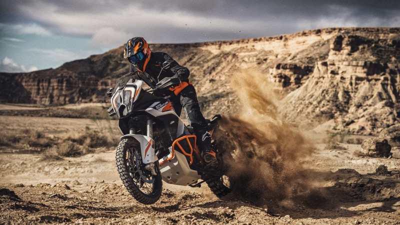 Vitamine R: KTM 1290 Super Adventure R 2021