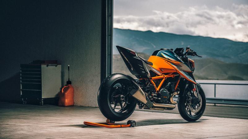 Dit is de KTM 1290 Super Duke RR