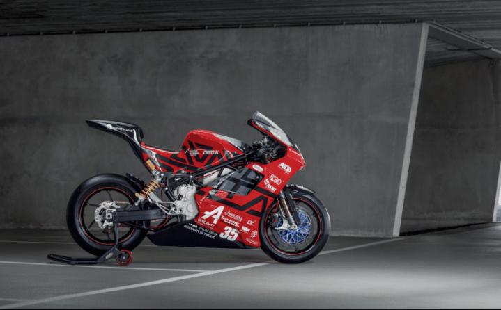 Electric Superbike Twente onthult nieuw racemonster