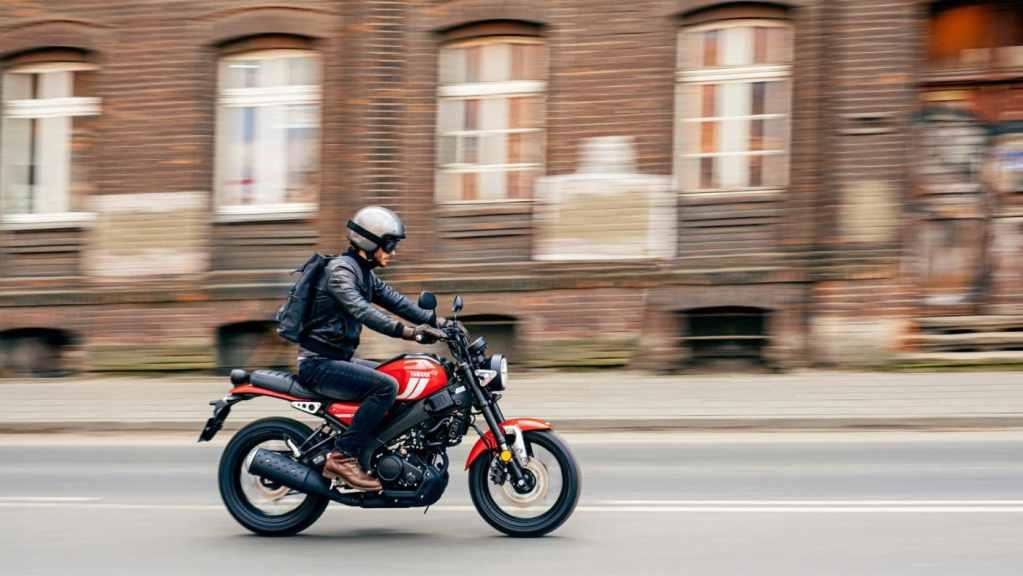 De Yamaha XSR125 2021