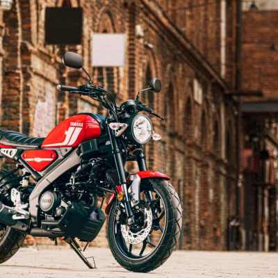 De Yamaha XSR125 gepresenteerd in 2021