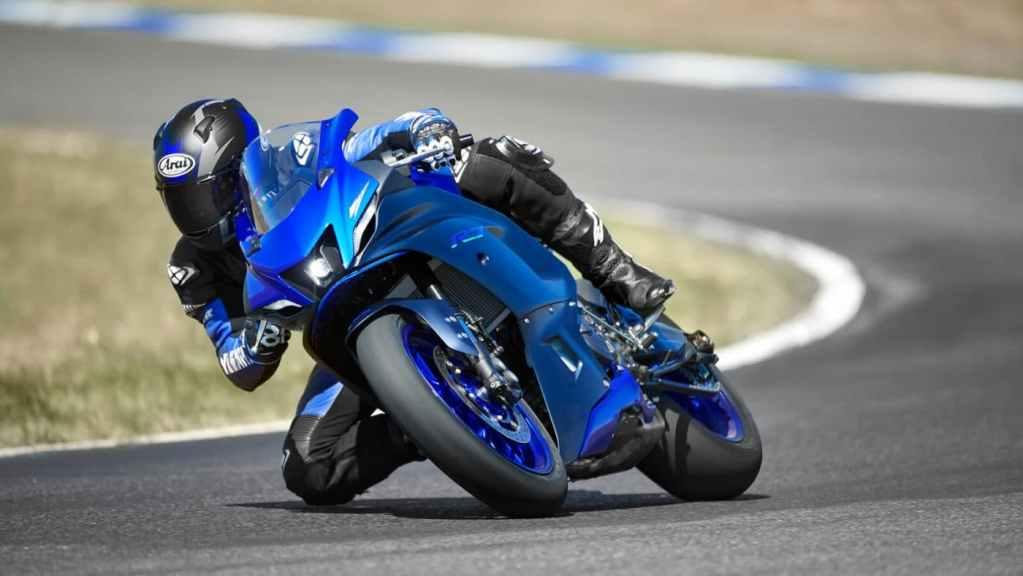 De nieuwe Yamaha R7 voor 2022