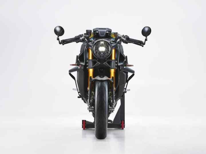 MV Agusta's naked bike: Limited Edition