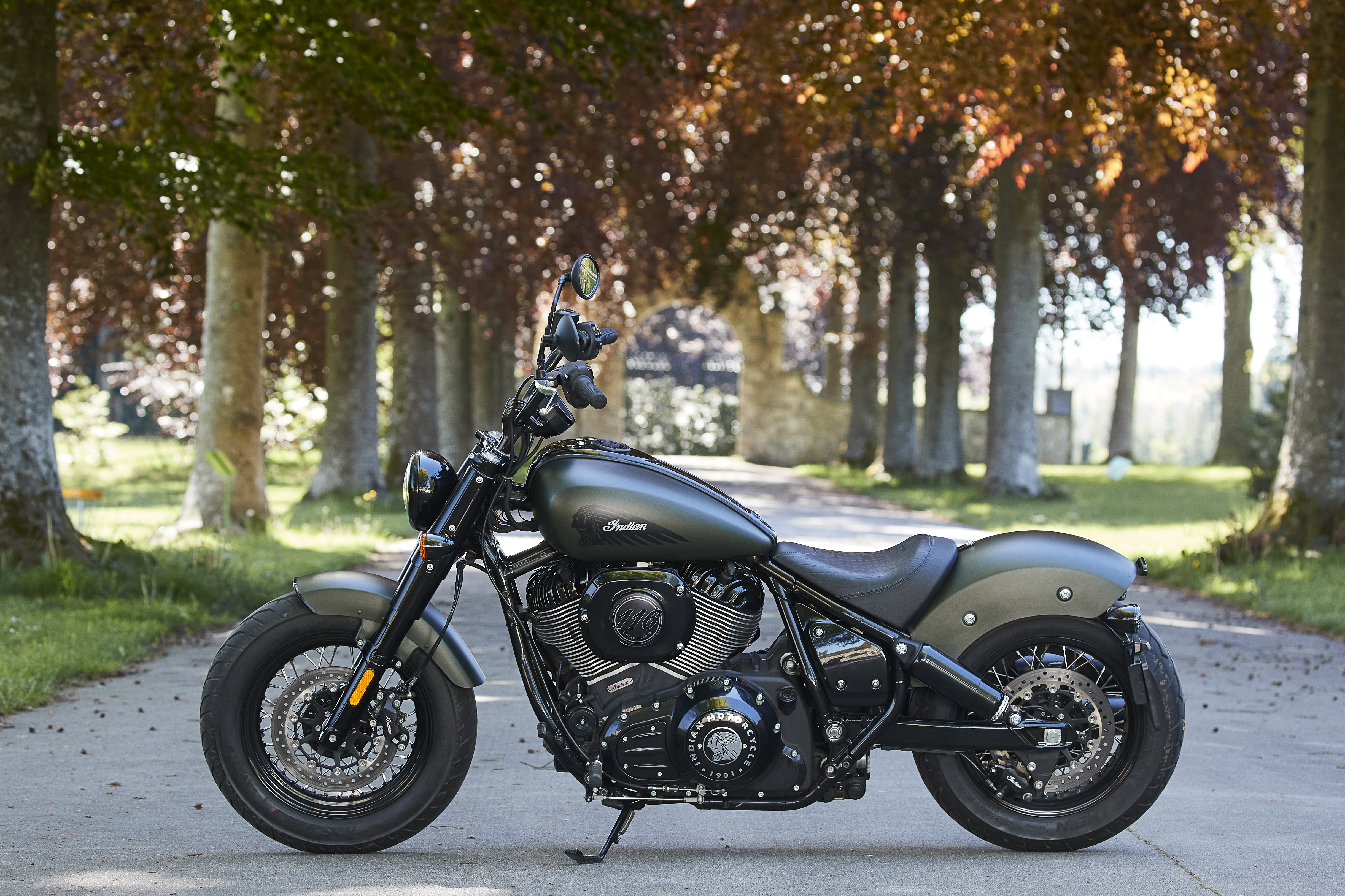DUOTEST: Indian Chief 2022 Line-up