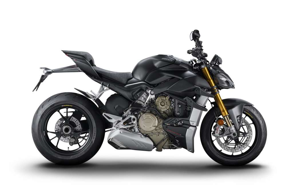 Pure emotie: dé naked bike van Ducati