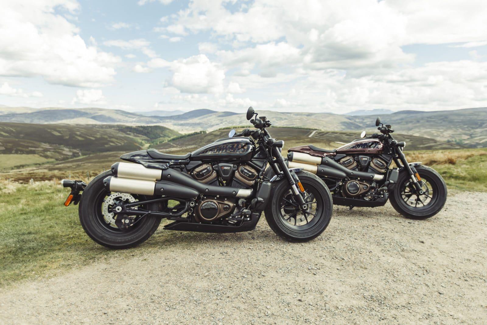 Harley Davidson presenteert de 2021 Sportster S