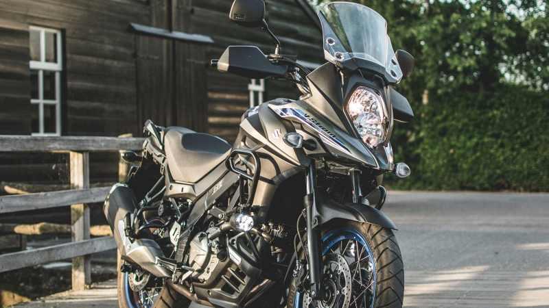 TEST: Suzuki 2021 V-Strom 650XTA