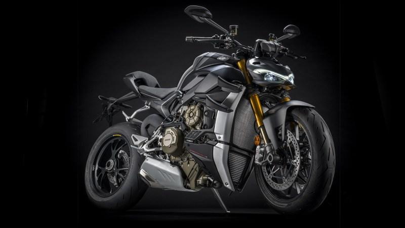 Ducati Streetfighter V4SP 2022