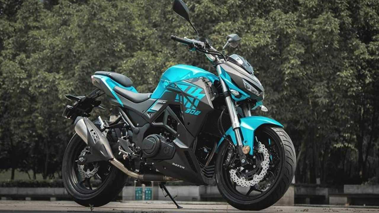 Kawasaki Z1000? Nope…