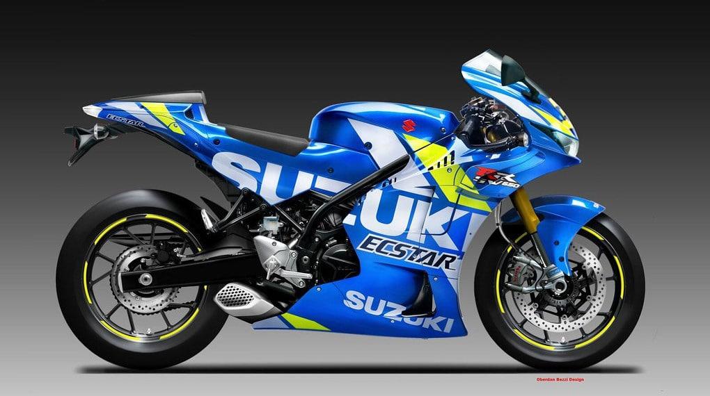 GERUCHT: Komt Suzuki met een SV650 RR?
